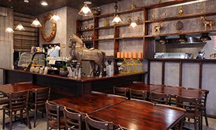 Circolo Restaurant Sitting Area
