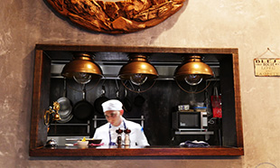 Circolo Restaurant Counter